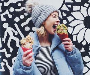 ice cream, nyc, and new york image