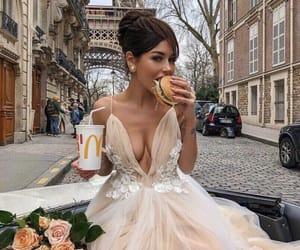 McDonald's and paris image