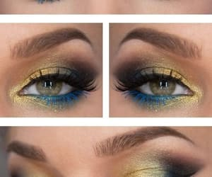 makeup and maquillaje image
