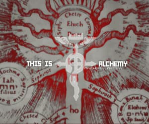 alchemy, Full Metal Alchemist, and fullmetal alchemist image