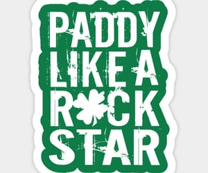 green, quotes, and rock star image