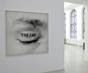 art, the end, and eye image