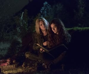 madi, the 100, and clarke griffin image