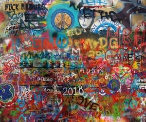 colourful, colours, and john image