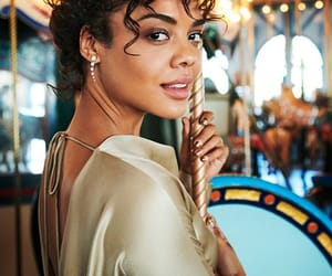 actress, valkyrie, and tessa thompson image