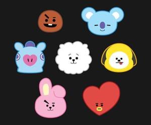 idols, korea, and bts image