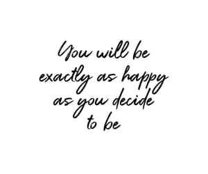 bnw, happy, and quote image