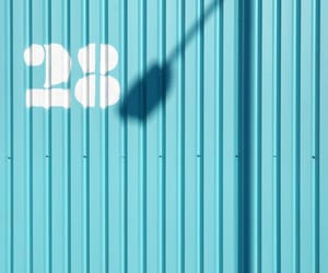 blue, facade, and numbers image