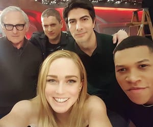 cast, legends of tomorrow, and caity lotz image