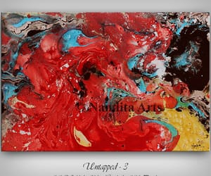 art, artwork, and Oil Painting image