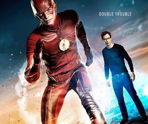 DC, barry allen, and the flash image