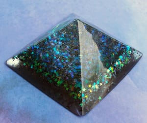 etsy, faux crystal, and home decor image