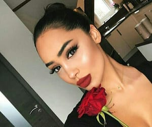 beautiful girl, lady, and stylé image