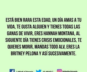 frases, hannah montana, and letras image
