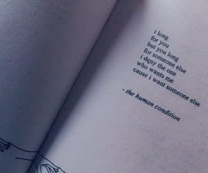 book, blue, and love image
