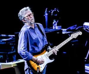 eric clapton, slow hand, and talent thru struggle image