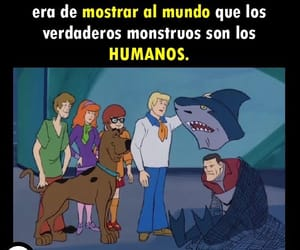 curioso and scooby-doo image