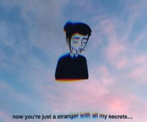 secret and love image