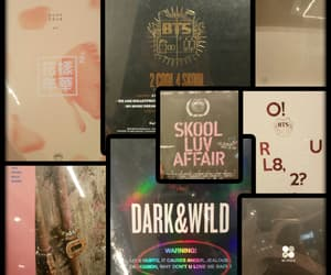 albums, wings, and love myself image