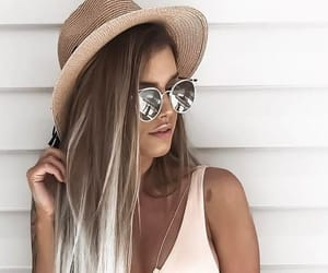 boho, outfit, and style image