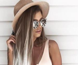 boho, fashion, and summer image