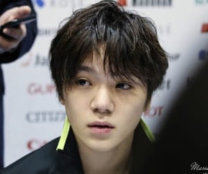 japan, shoma uno, and figure skater image