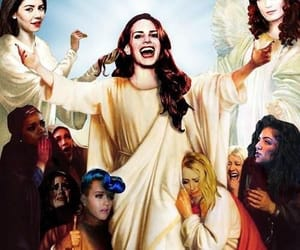 lana del rey, lorde, and katy perry image