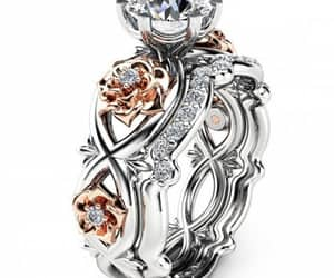 fashion, ring, and rings for women image