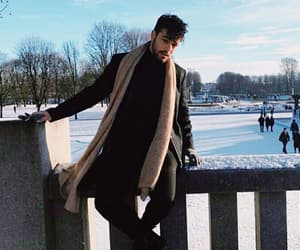freedom, snow, and agoney image