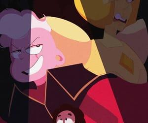 lars, steven, and yellow diamond image
