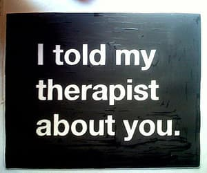 text, therapist, and you image