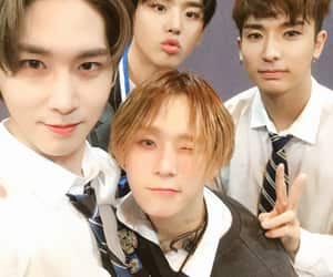 cube, yuto, and handsome image