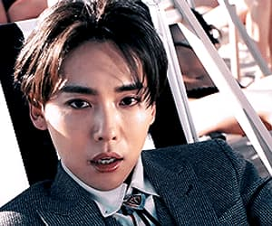 gif, winner, and jinwoo image