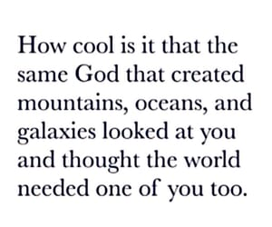 cool, god, and life image