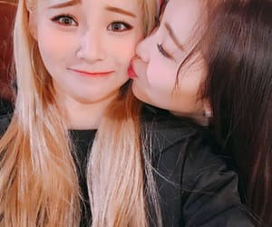 jinsoul, loona, and yeojin image
