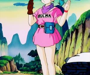 dragon ball, anime, and bulma image