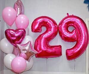 birthday and 29 years image