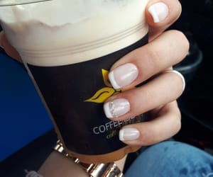 nails, classic, and fashion image
