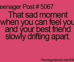 sad, quotes, and teenager post image