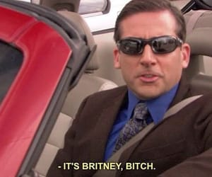 funny, the office, and britney image