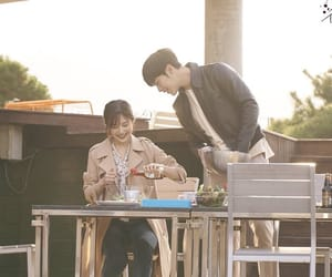 couple, cute, and woodohwan image