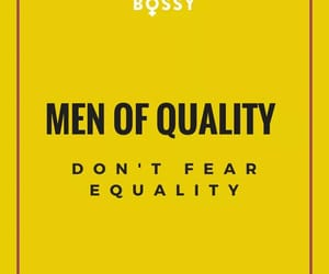 equality, feminism, and men image