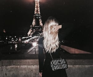 paris, fashion, and beauty image