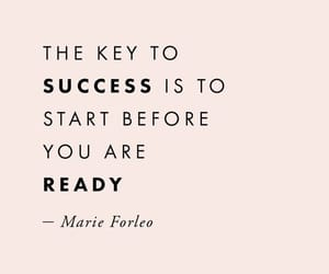 quotes, ready, and success image