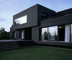 black, Dream, and house image