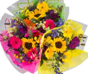 farm fresh, recital flowers, and fundraising flowers image