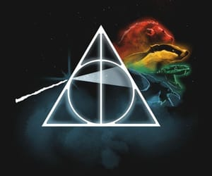 harry potter and Pink Floyd image