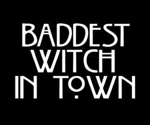 witch, ahs, and coven image