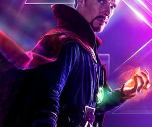Marvel, doctor strange, and infinity war image