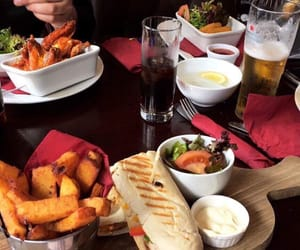 dublin, deliciousfood, and lunchtime image